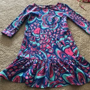 Lilly Pulitzer Cotton Dress (Girls)